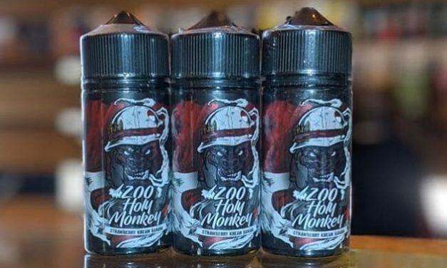 Liquid Freebase Rekomendasi Holy Monkey