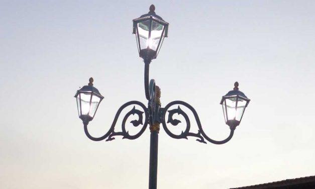 Material dasar Pembuatan Tiang Lampu