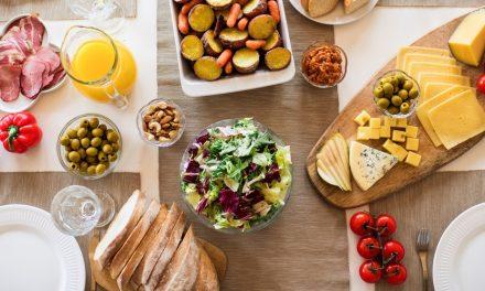 Kenali Makanan Berprotein Tinggi