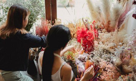 Jenis dan Fungsi Karangan Bunga