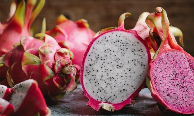 Manfaat buah Naga bagi Kesehatan