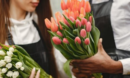 Cara Merangkai Bunga dengan Mudah