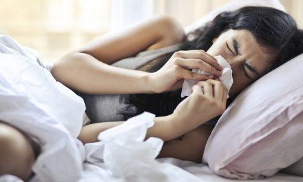 Cara Mengatasi Hidung Mampet Tanpa Obat